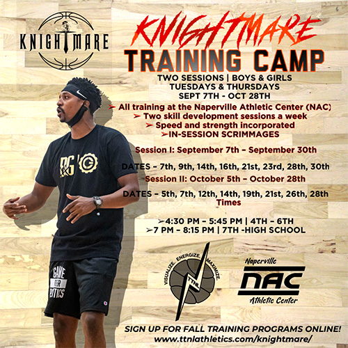 TTNL Knightmare Training Camp