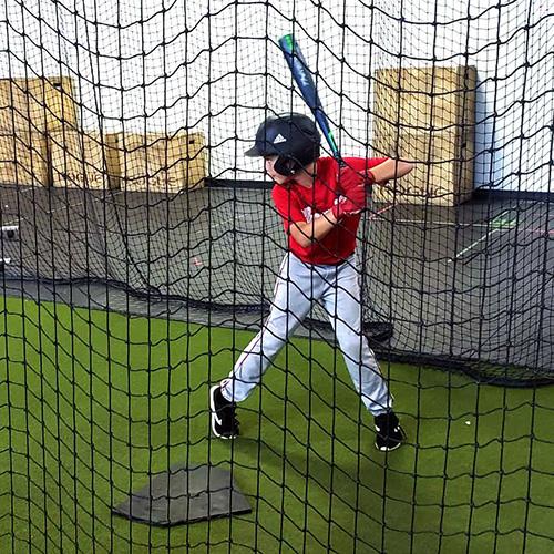 One-On-One Baseball Training Session